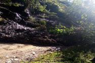 derrumbes zona rural Ibagué