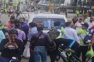 ¡Tristeza! Falleció el ciclista que se infartó ayer sobre la Quinta, en el día sin carro y moto en Ibagué