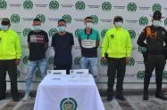 Cayeron 'Los Herederos' agrupación delincuencial dedicado al tráfico de estupefacientes en Ibagué