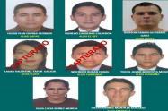 Autoridades presentaron el nuevo cartel de los más buscados del Tolima