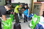 Metib acompaña a víctimas de la emergencia
