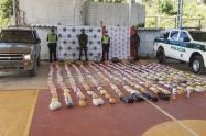 ¡Balacera! Así fue la incautación de 'Narcocamioneta' con 370 kilogramos de marihuana en Roncesvalles