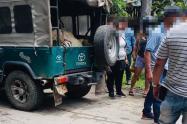 Consternación por muerte de niño de 9 años en la vía al Cañón del Combeima