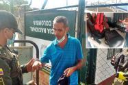 Ladrón robó equipos en inmediaciones del Parque Deportivo