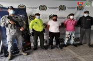 A la cárcel dos de 'Los Aztecas' por diferentes atracos a mano armada en Melgar