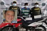 A la cárcel enviaron a 'Acevedo', presunto homicida del profesor Diego Camacho