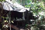 Esta estructura fue hallada en zona rural del municipio de Santa Rosa del Sur, en Bolívar.