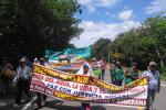 Minga indígena en el Tolima