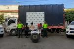 El vehículo cubría la ruta Florencia - Melgar