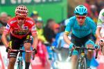 Miguel Ángel López, Vuelta a España