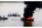 Autoridades investigan este accidente