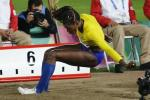 Caterine Ibargüen, salto triple
