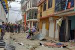 Explosión en Santa Isabel