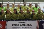 Selección Colombia Femenina-Fútsal