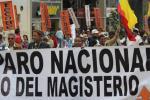 Después del Paro Nacional del 21 de noviembre, el Gobierno se niega a la negociación del Pliego de 13 ejes temáticos, dicen los sindicatos