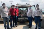 Ayudas Mercacentro y Cruz Roja