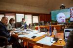 Corte Constitucional en sesión virtual