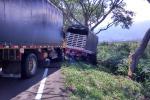Accidente en las afueras de Ibagué