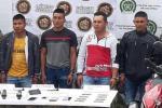 Capturado disidentes de las FARC
