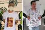 Capturados en Ibagué dos personas por no respetar el aislamiento preventivo