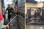 Policía héroe en el sur del Tolima