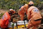 El cuerpo fue identificado como Edelio Salazar de 82 años de edad.