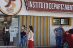 Entrada a Indeportes Tolima