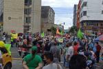 Protestas en Ibagué