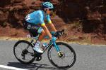 el ciclista Harold Tejada