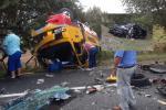 Una persona muerta y 6 heridas tras accidente de tránsito en Natagaima