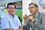 Alcalde Hurtado y Don Carlos Alvarado