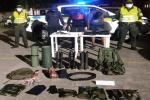 Sorprendidos armados en Lérida Tolima
