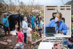 Departamentos aportarán $1.000 millones para damnificados del huracán Iota y ola invernal en Colombia