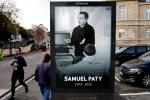 Samuel Paty, profesor decapitado en Francia