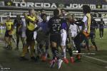 Copa Libertadores, pelea