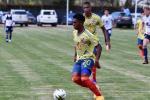 Amistoso selección Colombia sub-20