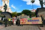 """Lanzaron campaña """"No más niños quemados, cero pólvora"""" en el Tolima"""