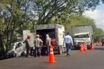 Dos funcionarios de Celsia lesionados tras accidentarse en la vía Ibagué – Alvarado