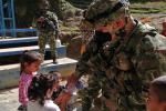 Jornada deportiva y entrega de regalos para los niños de Ataco – Tolima