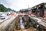 Obras del acueducto complementario