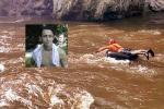 Hallaron el cuerpo de Sebastián Paredes, ahogado en el río Sumapaz