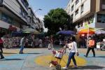 vendedores informales de Ibagué zona centro