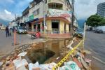 Calle 29 daño Ibal-Ibagué 2021