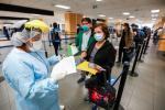 Aeropuerto coronavirus Perú