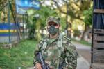 Defina su situación militar en Ibagué