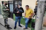 A la cárcel fue enviado un hombre por agredir a su esposa e hijos en Chaparral