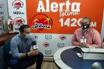 Didier Blanco, gerente de la Gestora Urbana