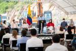 Presidente Iván Duque en Melgar, Tolima.