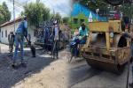 Se adelantan labores que permiten la recuperación de la malla vial en Neiva