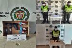Incautaron armas de fuego, traumáticas y neumáticas en Dolores, Natagaima y Melgar